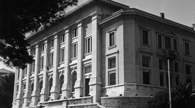 riviera24 - Palazzo delle Poste di Imperia