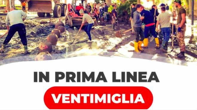 riviera24- raccolta fondi Ventimiglia