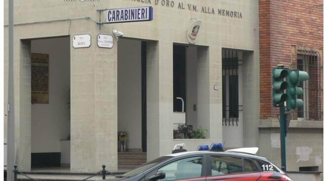 Carabinieri Ventimiglia