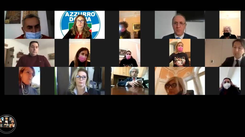 Claudio Muzio e conferenza su pdl sostegno libertà