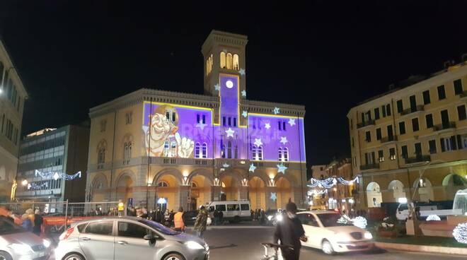 Imperia, San Leonardo accende le luminarie natalizie