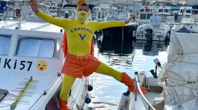 Interferenze radio a Diano Marina, arriva Capitan Ventosa