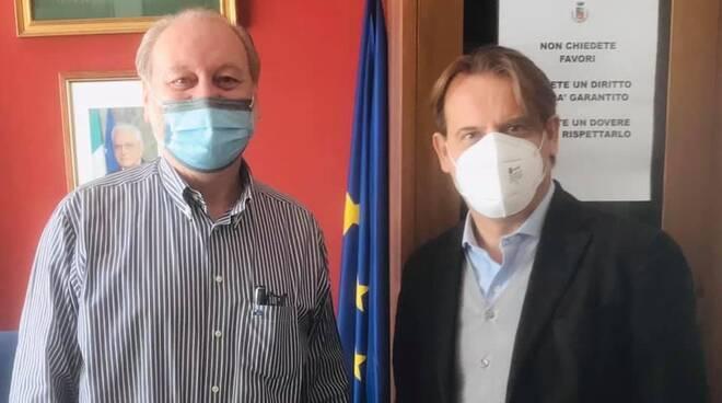 Marco Scajola e Daniele Cimiotti