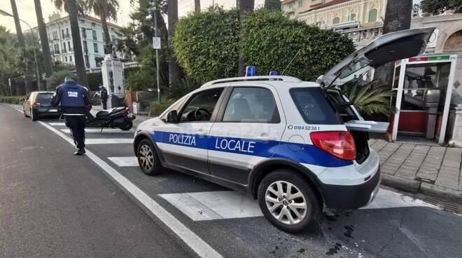 polizia locale sanremo