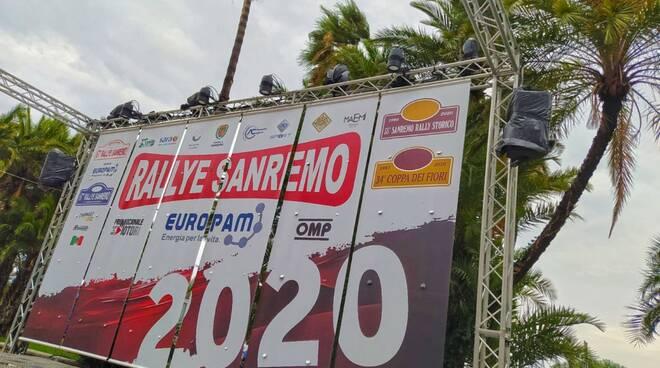 Rallye Sanremo 2020