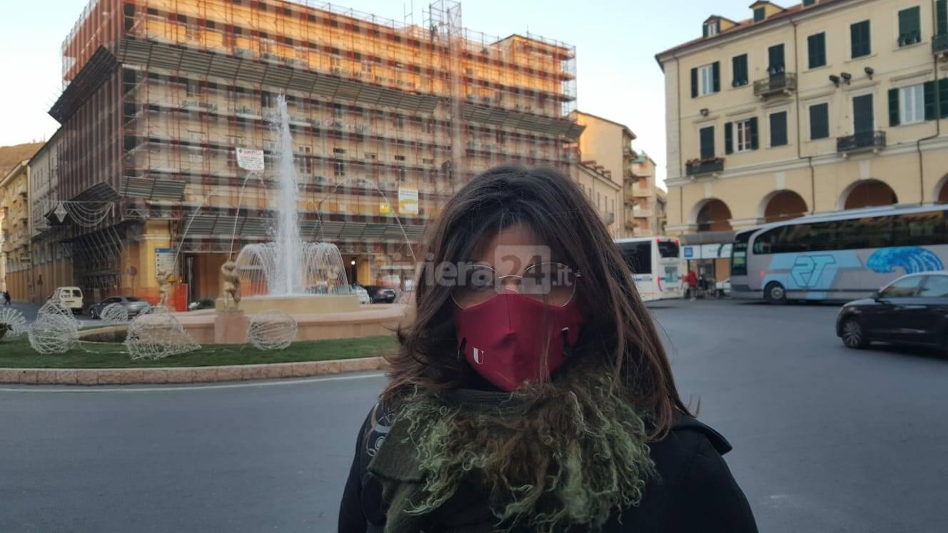 Riaperta la fontana di piazza Dante