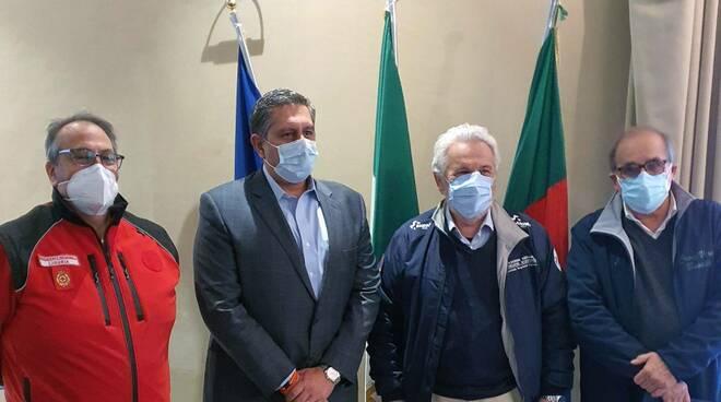 riviera24 - Accordo Anpas e Regione Liguria