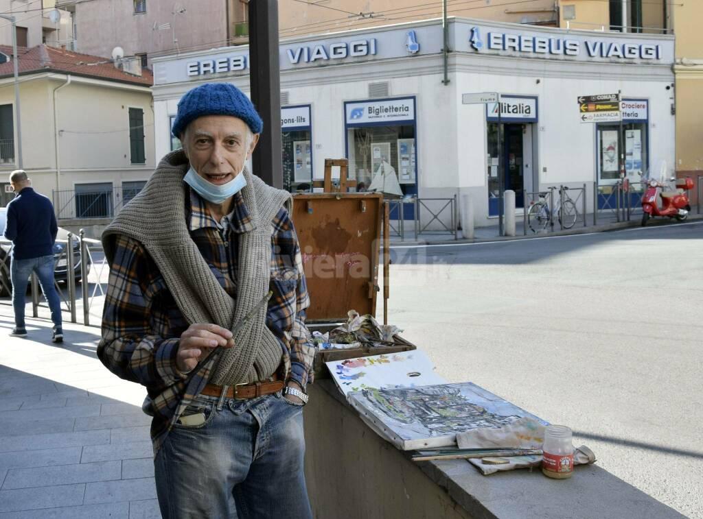 riviera24 - Roberto Anfosso pittore