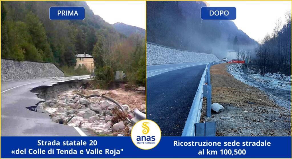 """Strada statale 20 """"del Colle di Tenda e Valle Roja"""""""