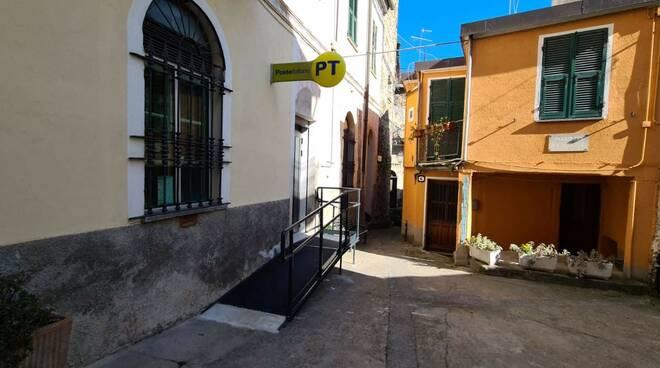 Ufficio postale di Cosio D'Arroscia