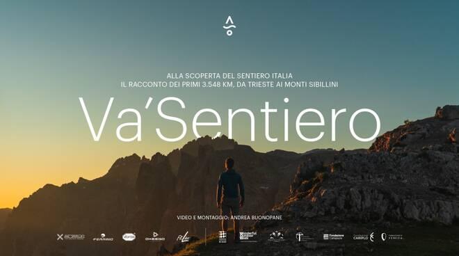"""Va' Sentiero–Alla scoperta del Sentiero Italia"""