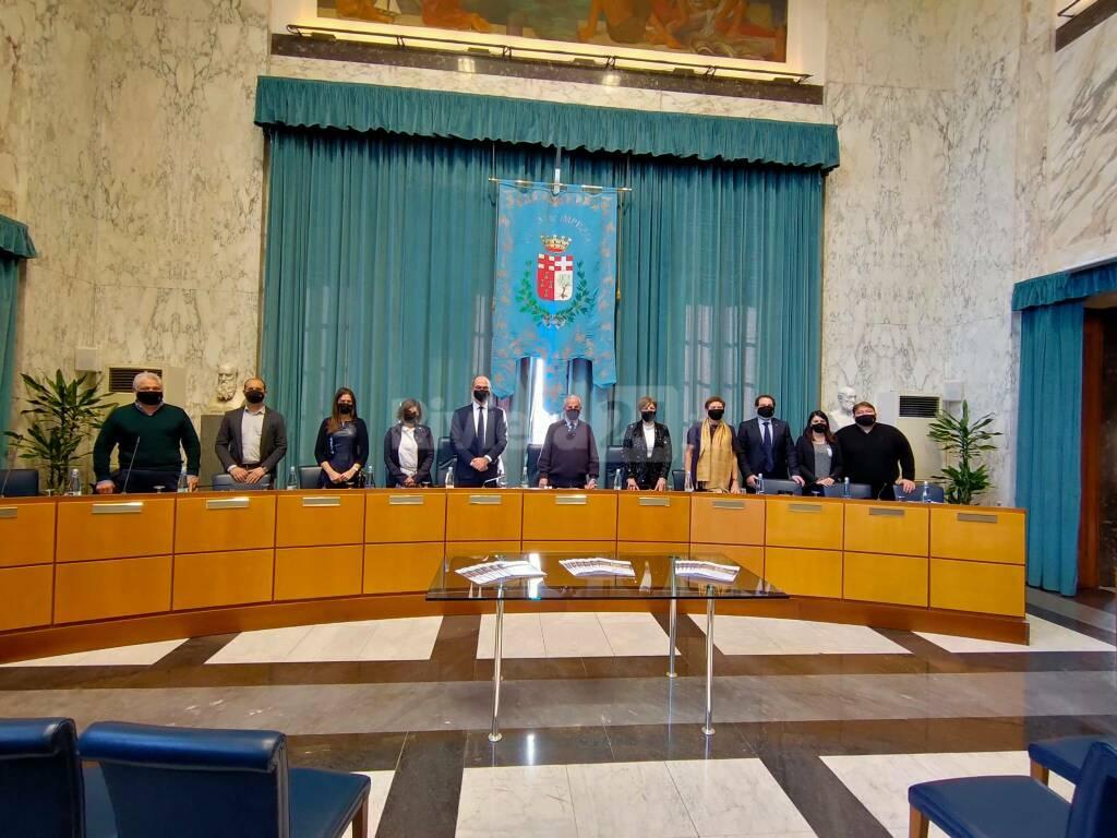 Claudio Scajola rapporto di metà mandato