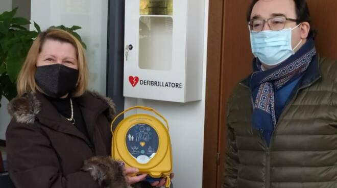 Defibrillatore Spes