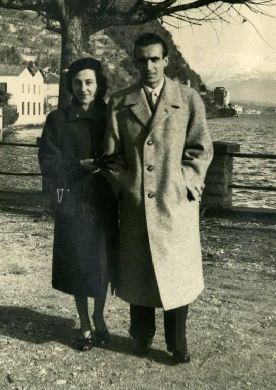 Franca e Mario Capurro