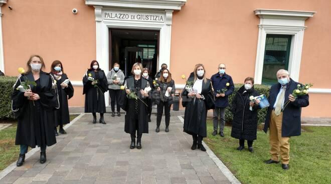 protesta magistrati onorari