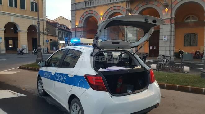 controlli polizia municipale imperia