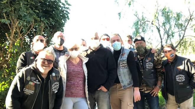 Harley Davidson Italian Club Liguria e Casa Pollicino