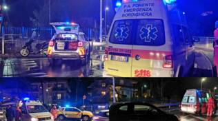 incidente via pasteur bordighera