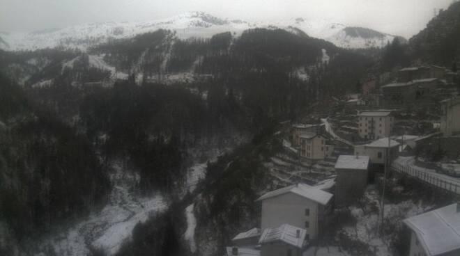 neve monesi di Triora