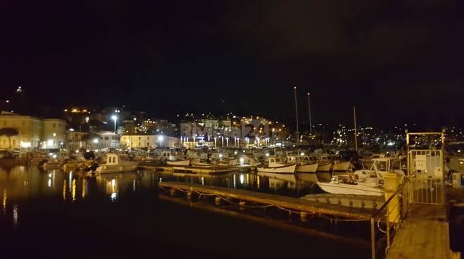Porto Maurizio notte