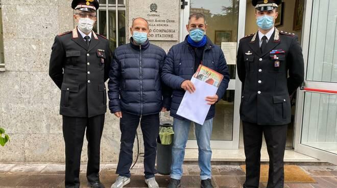 riviera24 - Carabinieri e Rangers d'Italia