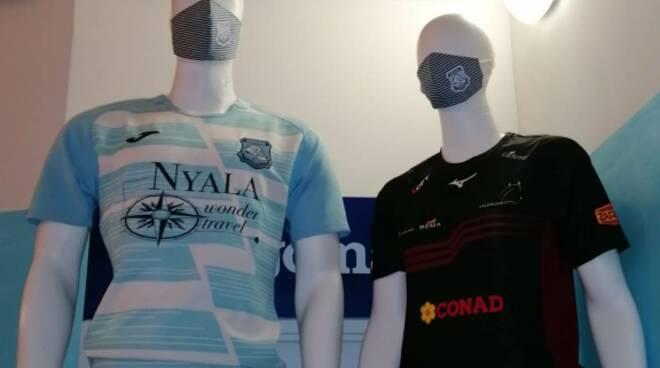 riviera24 - mascherine del Sanremo Rugby