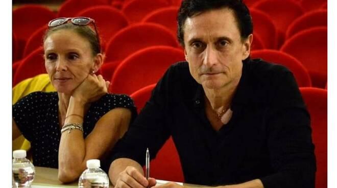 Sabrina Rinaldi e Marcello Algeri