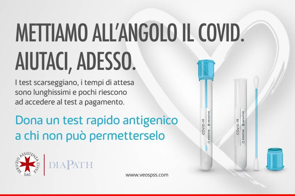 Test rapiti antigenici