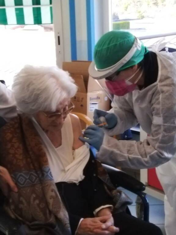 Vaccine Day centenarie