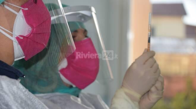 vaccino covid casa Rachele Vallecrosia