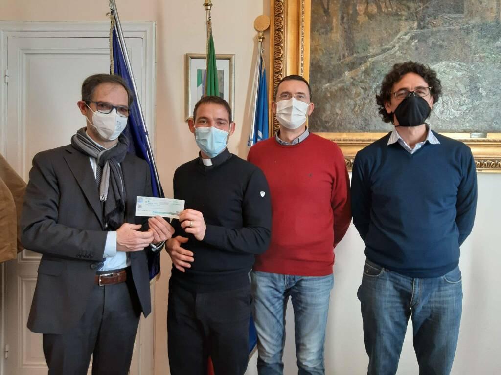 Vittorio Ingenito, don Salvatore Albano, Mauro Bozzarelli, Stefano Gnutti