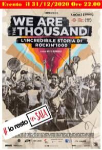 We are the thousand-L'incredibile storia di Rockin'1000