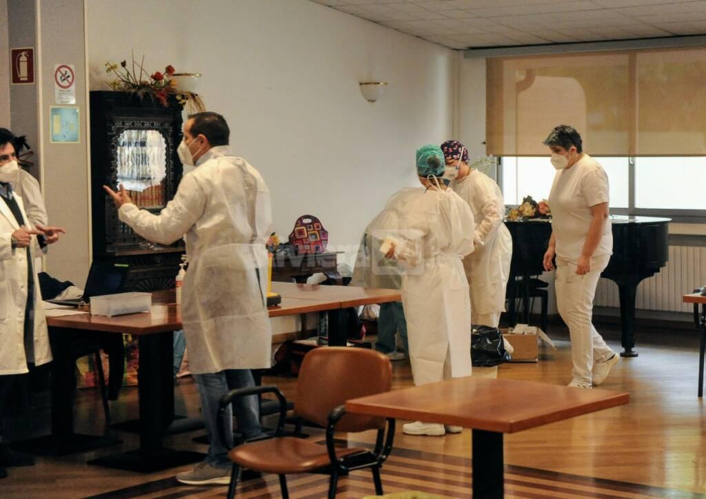 Diano Marina, vaccine day all'Ardoino-Morelli