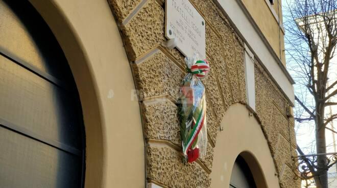 """Giorno della Memoria: cerimonia in piazza Fratelli Serra e convegno in streaming al """"Ruffini"""""""