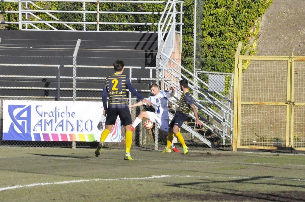 """Imperia - Arconatese 2-0 al """"Ciccione"""""""