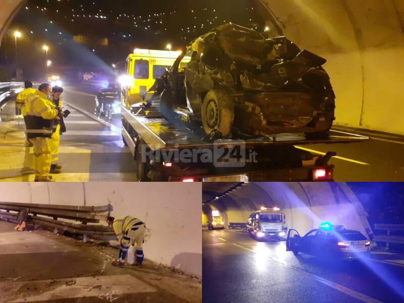 incidente aurelia bis San Martino