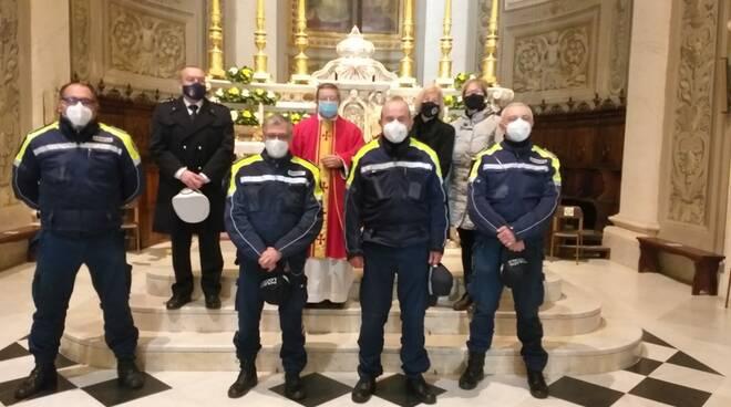Messa  San Sebastiano a Diano Marina