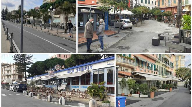 riviera24 - collage ristoranti chiusi sanremo