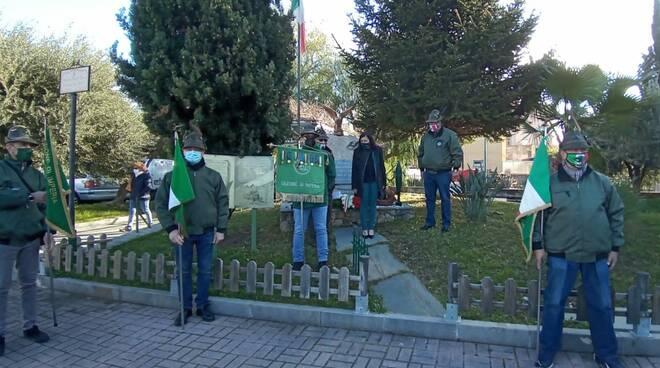 riviera24 - commemorazione vallecrosia alpini russia