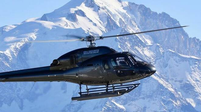 riviera24 - elicottero limone on monaco montecarlo