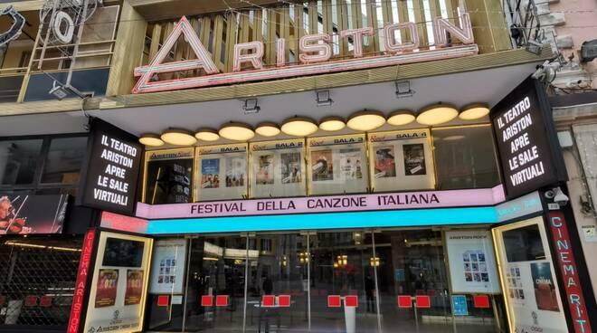Riviera24- festival di sanremo ariston