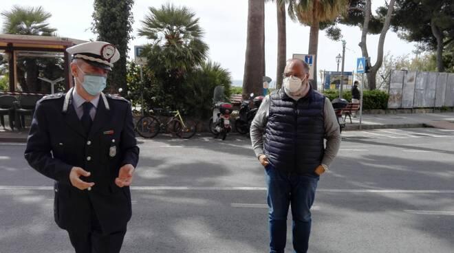 Riviera24- polizia locale riva ligure