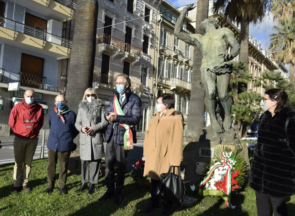 Riviera24 - Sanremo Giornata della Memoria 2021