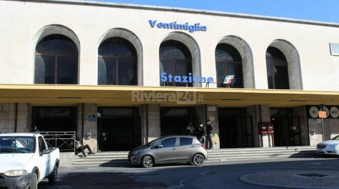 Riviera24- stazione treni ventimiglia