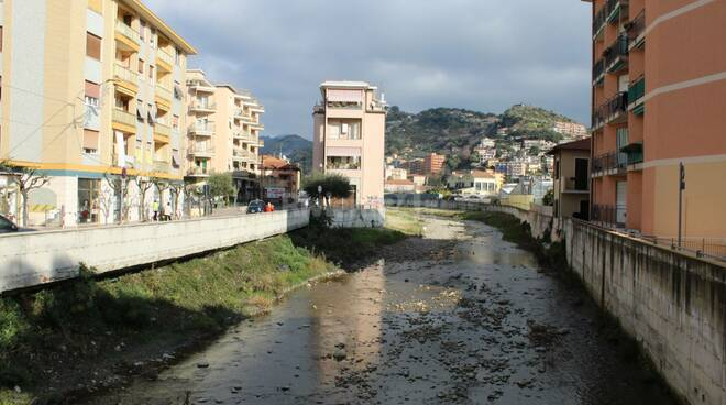 Riviera24- torrente verbone vallecrosia