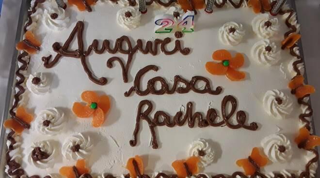 Rsa Casa Rachele compleanno
