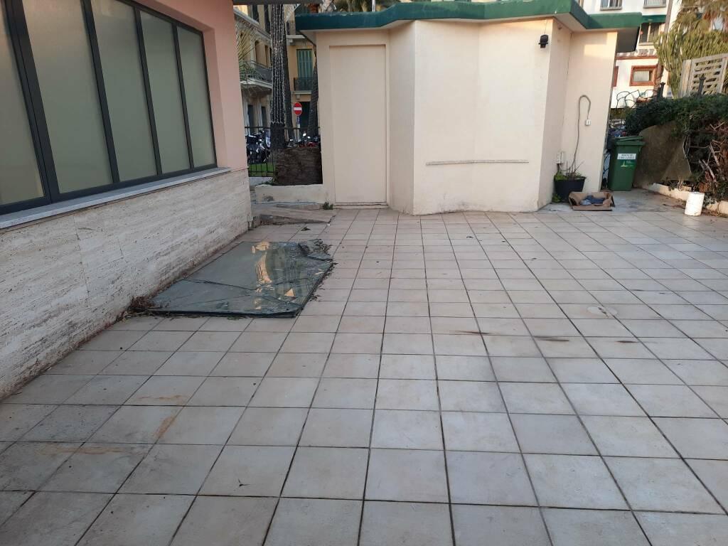 Stazione di Bordighera degrado