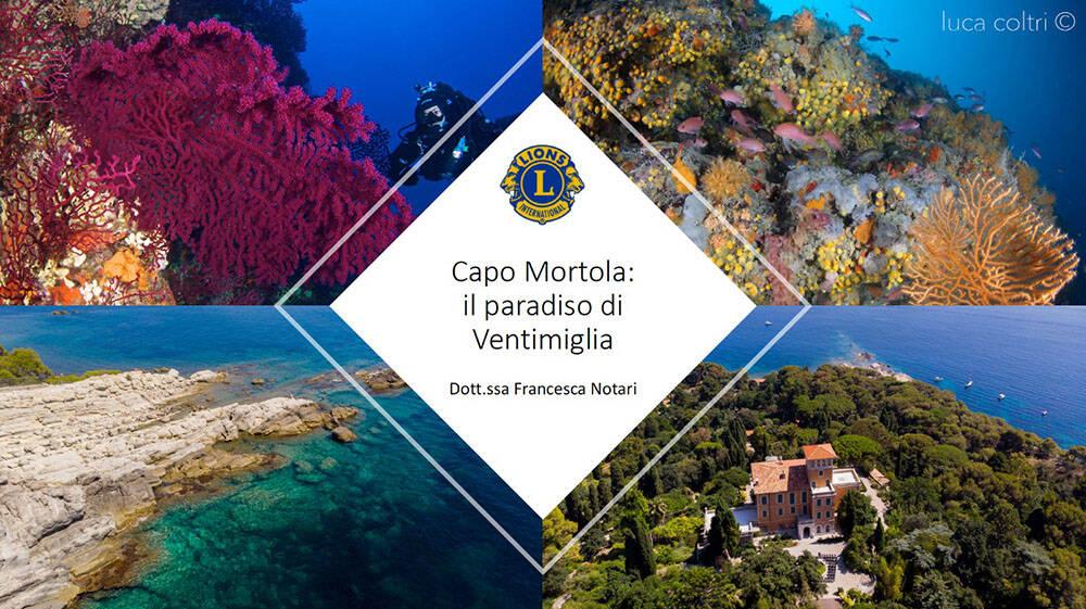 """""""Capo Mortola: paradiso di Ventimiglia"""""""