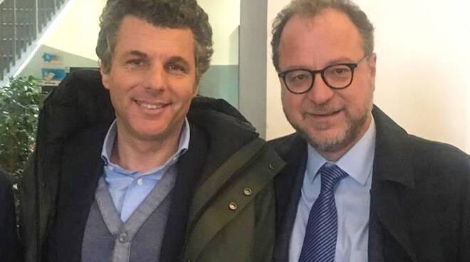 Carlo Bagnasco e Giorgio Mulè