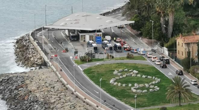 frontiera Ponte San Ludovico